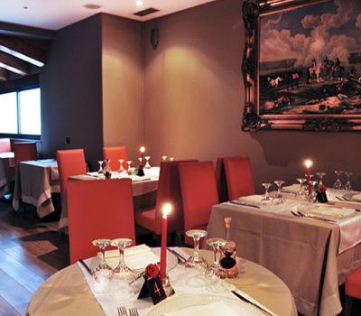 Hotel Lafayette Restaurant