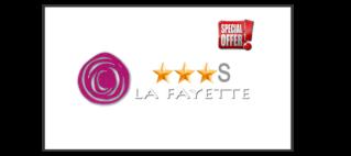 Hotel La Fayette Special Offers