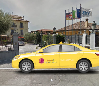 Parking and Taxi Shuttle Service